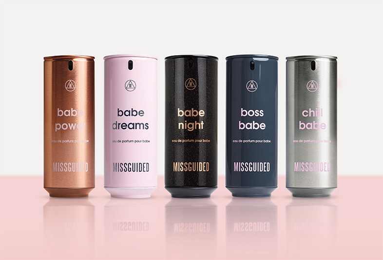 Win a Missguided Babe fragrance hamper 1