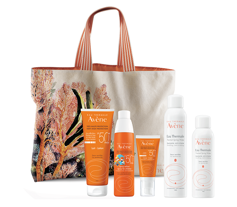Win one of three Eau Thermale Avène SPF hampers 1