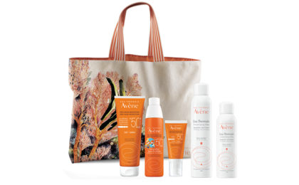 Win one of three Eau Thermale Avène SPF hampers