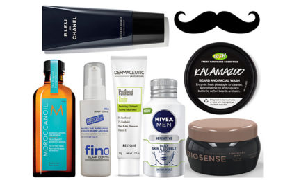 How to rock a moustache this Movember