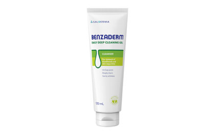 Benzaderm Daily Deep Cleaning Gel