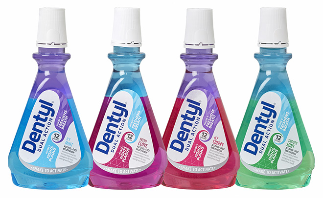 Win one of three Dentyl Dual Action hampers
