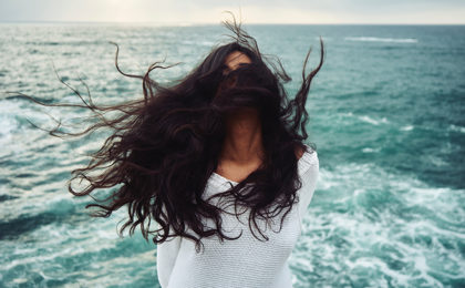 Wind-proof your hair with these easy tips