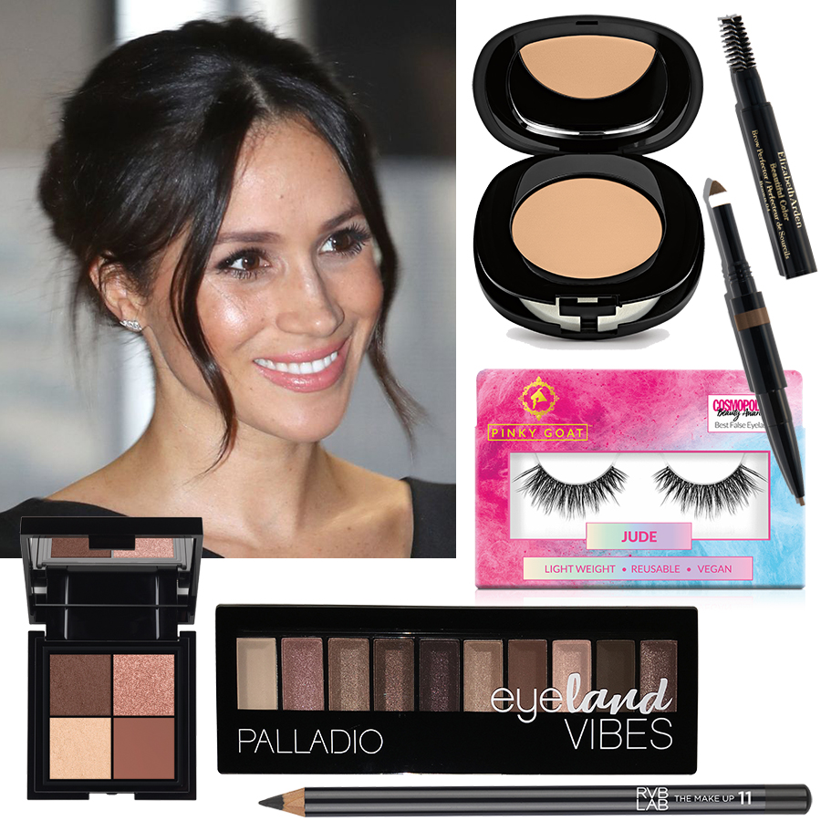 Get Meghan Markle's makeup look this Valentine's Day 1