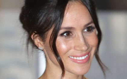 Get Meghan Markle's makeup look this Valentine's Day