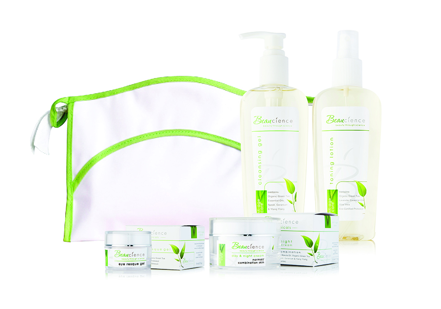 Win one of two Beaucience skincare hampers 1