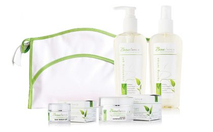 Win one of two Beaucience skincare hampers