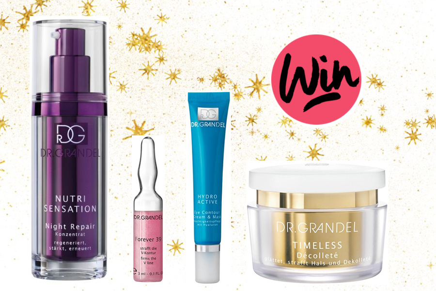 Win a skincare hamper from Dr Grandel 1
