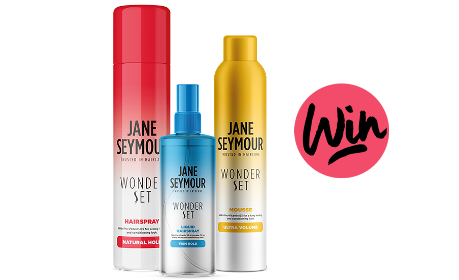 #TrustYourStyle with Jane Seymour Wonder Set – and WIN 2