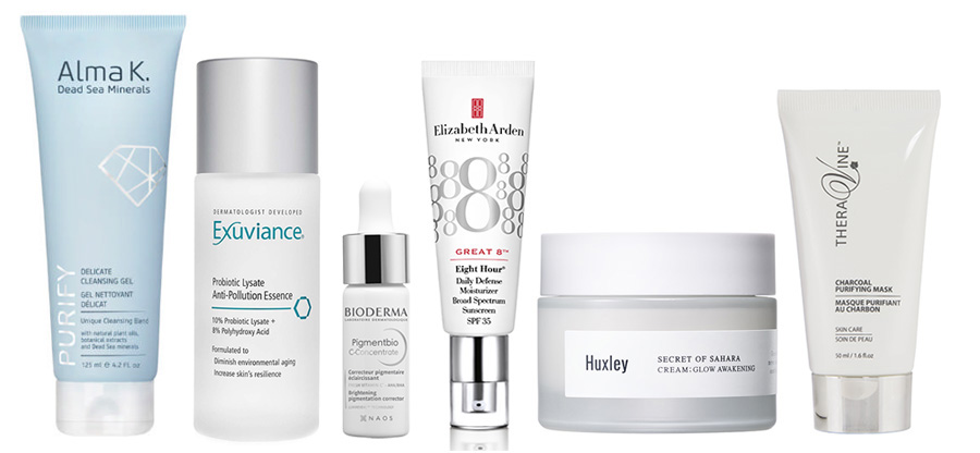 The 6 skincare products our editor is using during the lockdown 2