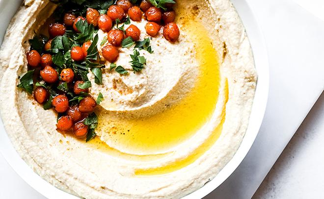 The best healthy hummus recipe you've ever tried plus win a recipe e-book!