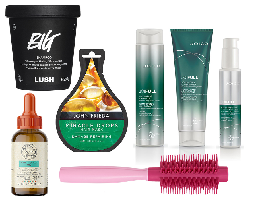 These are the hair care products our editor is using during lockdown 2
