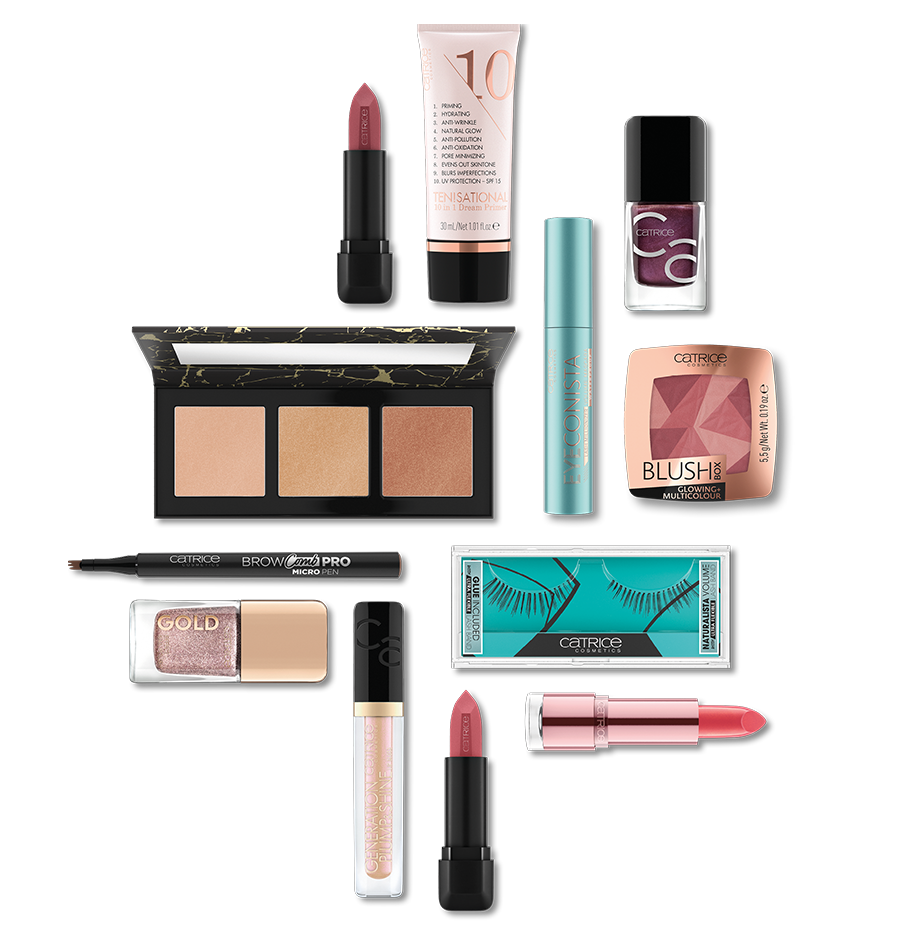 Win one of two CATRICE makeup hampers 1