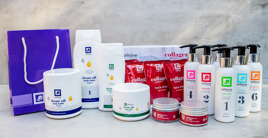 Win a Celltone hamper valued at over R1700 1