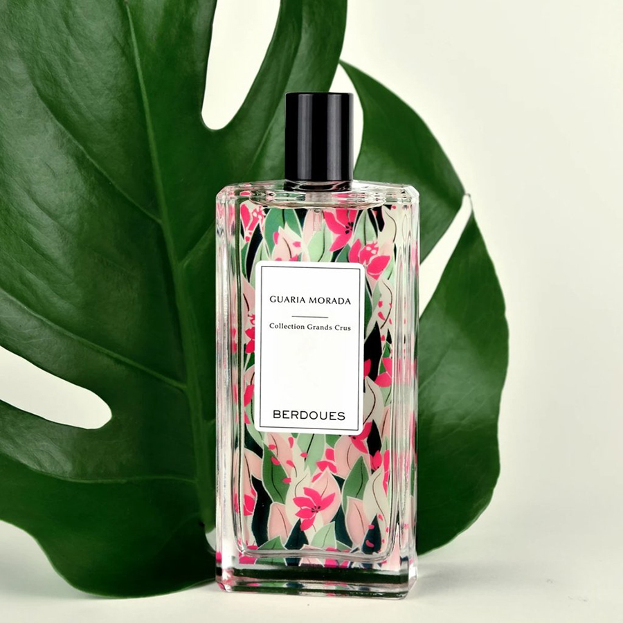 Escape winter with the latest fragrance from Berdoues 1