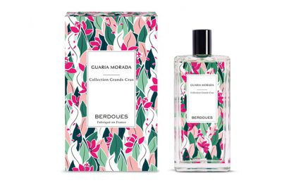 Escape winter with the latest fragrance from Berdoues