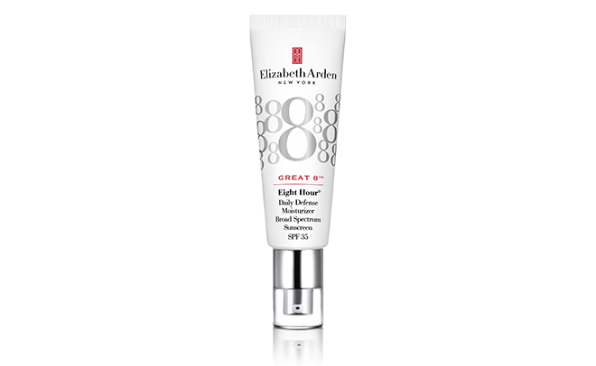 Elizabeth Arden Great 8 Eight Hour Daily Defense Moisturizer Broad Spectrum Sunscreen SPF35