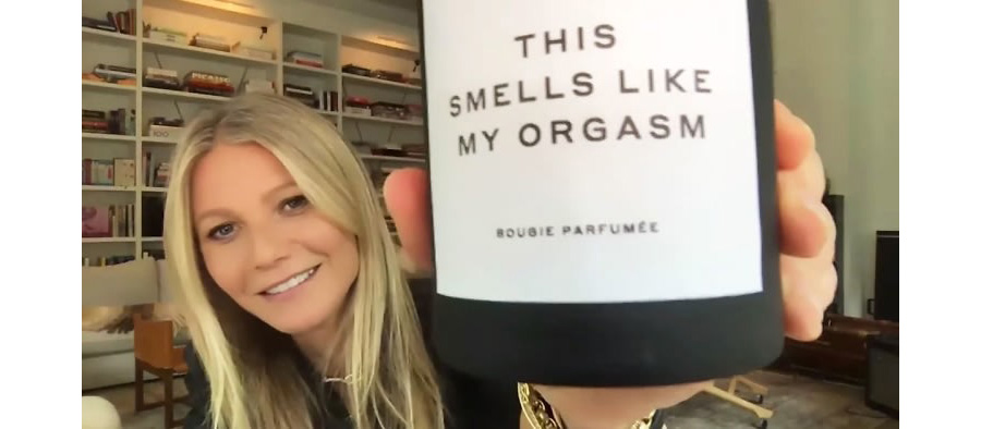 Gwyneth Paltrow launches a new candle on Goop 1