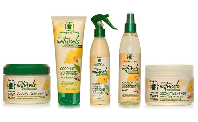 Win with Shea Moisture Body and Jamaican Mango & Lime