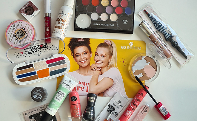 Win essence makeup valued at over R1500