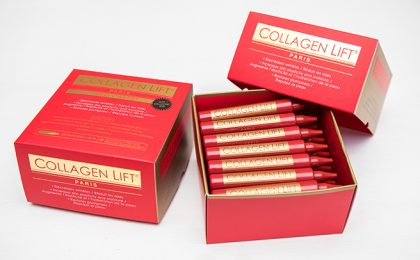 Win one of two Collagen Lift Paris hampers