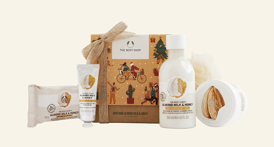 Celebrate togetherness with The Body Shop this festive season 2