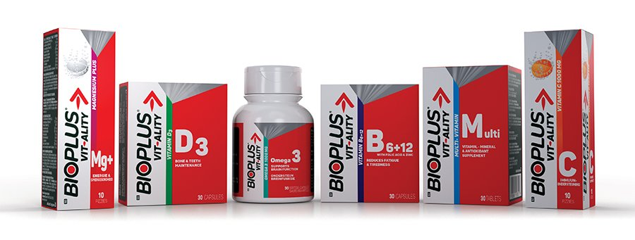BIOPLUS® VIT-ALITY: Trust the experts and get FUEL4LIFE! 2