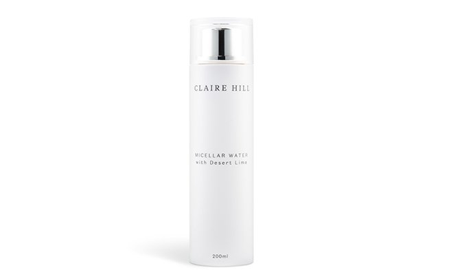 Claire Hill Micellar Water with Desert Lime