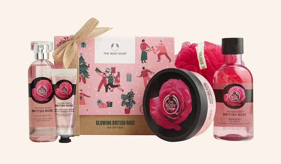 Celebrate togetherness with The Body Shop this festive season 4