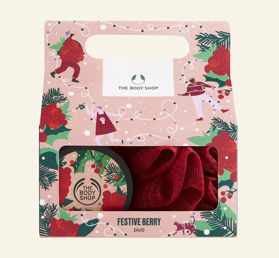 Celebrate togetherness with The Body Shop this festive season 5