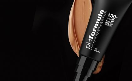Introducing pHformula's new complexion protection
