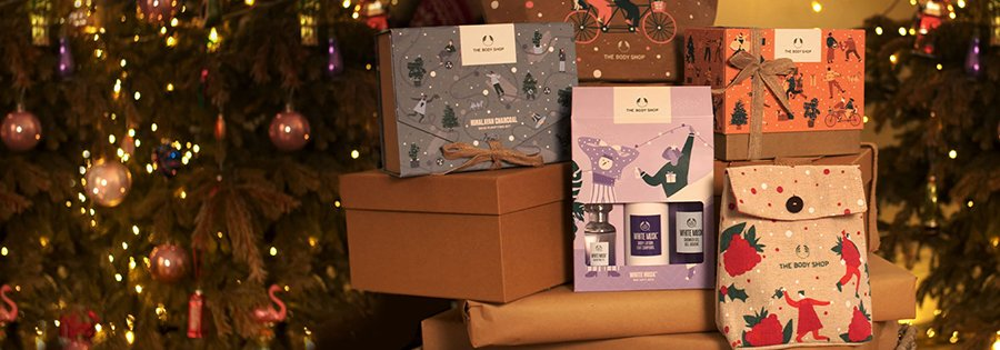 Celebrate togetherness with The Body Shop this festive season 1