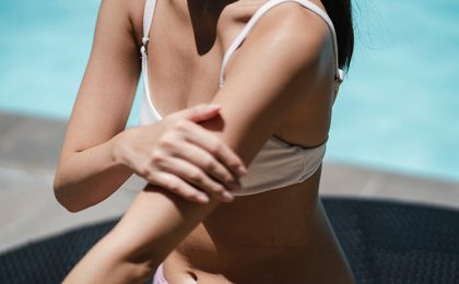 Can you ever repair the UV damage the sun has done to your skin?