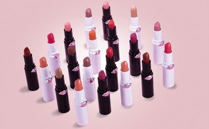 Win wet n wild® makeup hampers filled with the *new* Megalast Lipsticks
