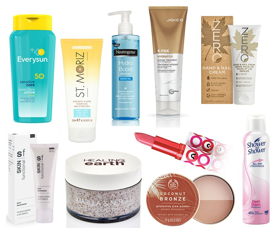 Ten products that got our editor through the summer holiday 2