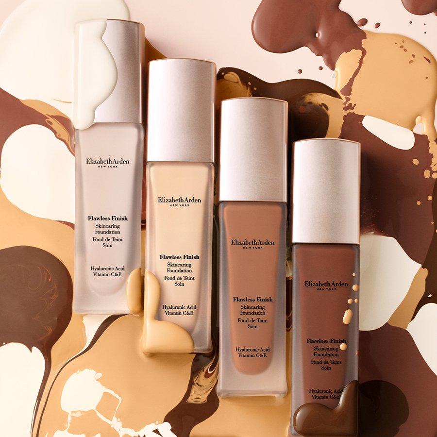 Product of the week: Elizabeth Arden Flawless Finish Skincaring Foundation 1