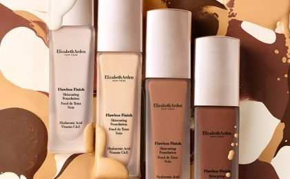Product of the week: Elizabeth Arden Flawless Finish Skincaring Foundation