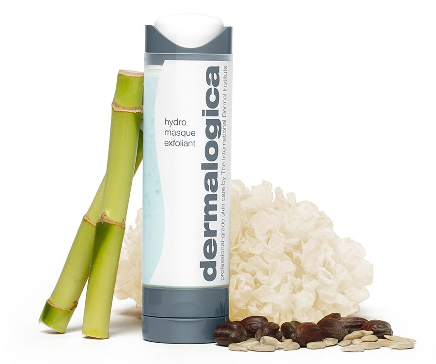 A new way of masking with Dermalogica Hydro Masque Exfoliant 2