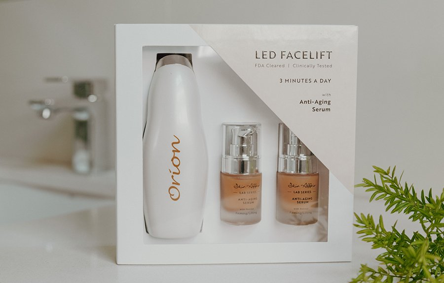 Win an LED facelift hamper from Skin Affair and Orion 3