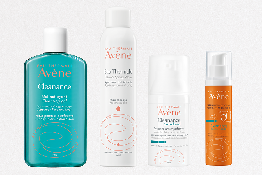 Win an Eau Thermale Avène Cleanance product hamper for oily, blemish-prone skin 2