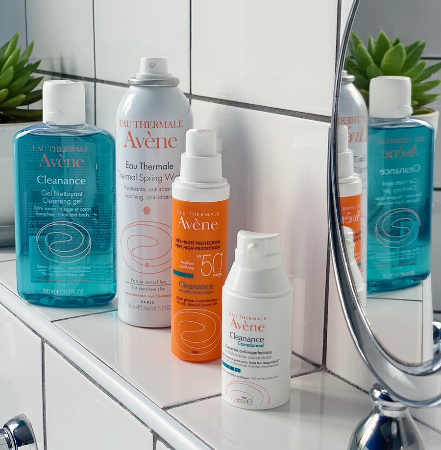 Win an Eau Thermale Avène Cleanance product hamper for oily, blemish-prone skin 1