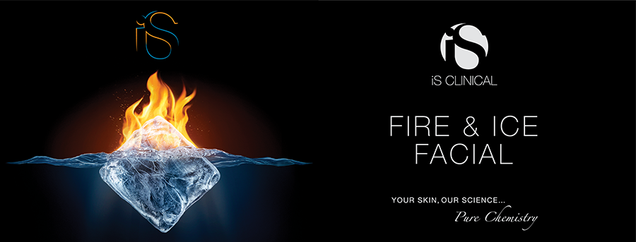 iS Clinical Fire & Ice Facial review 1