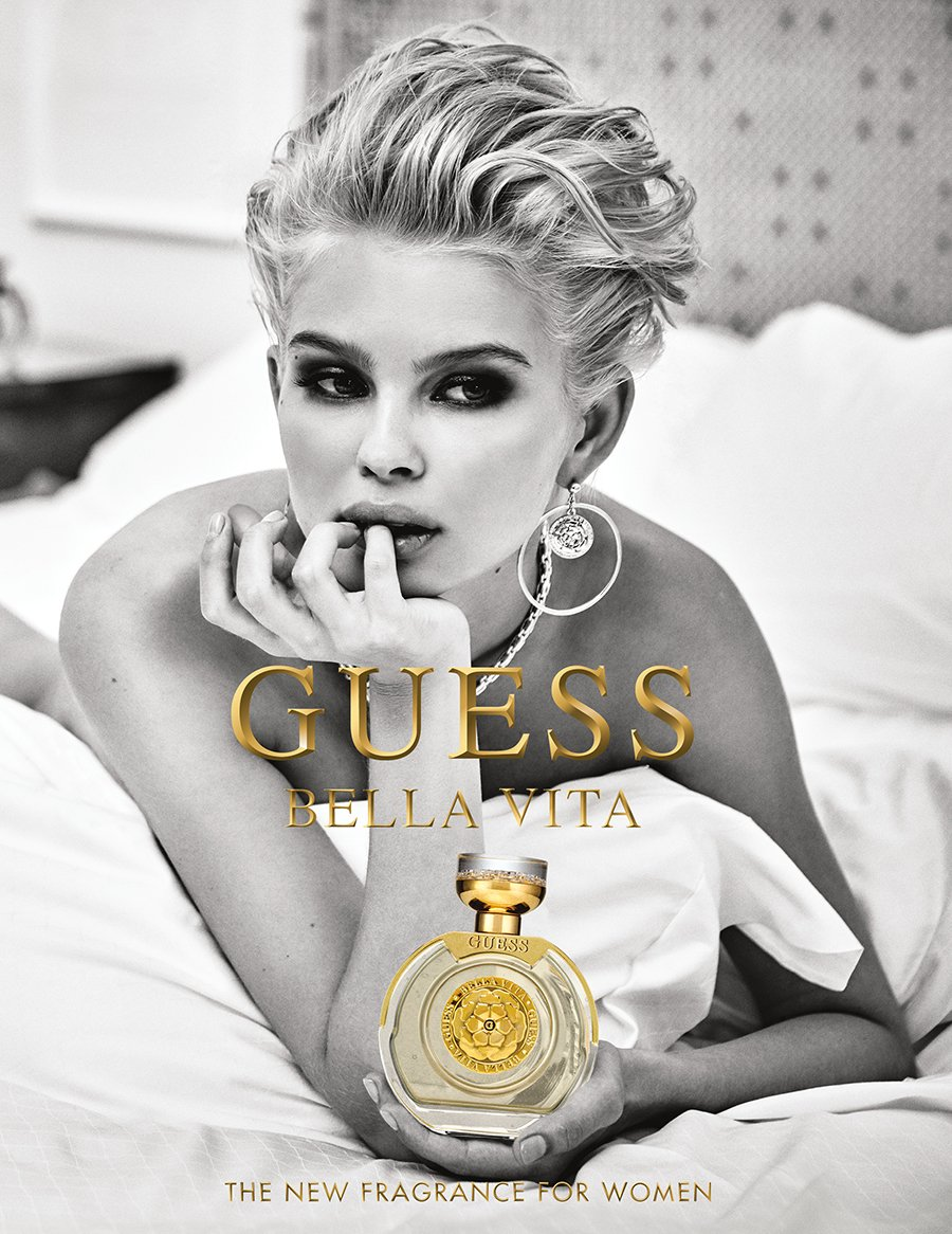 Reveal your sensuality with GUESS Bella Vita, the new fragrance for women 1