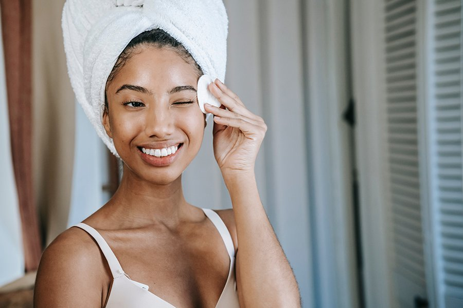 This is how to use a facial cleanser correctly 1