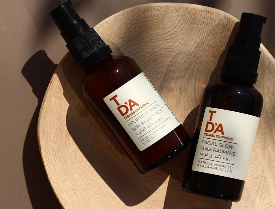 We discuss Clean Beauty with the founder of Terres d'Afrique 2