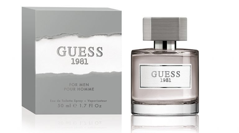 Guess 1981 For Men EDT