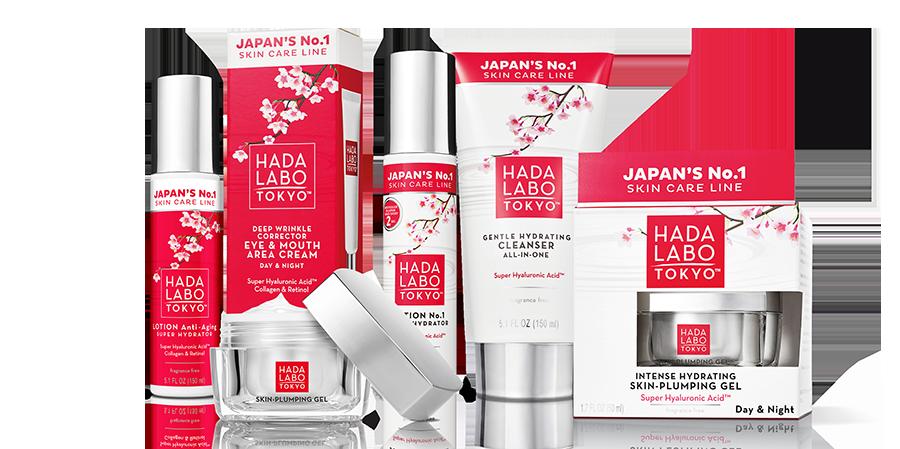 Win a Hada Labo Tokyo™ skincare hamper valued at R2500! 1