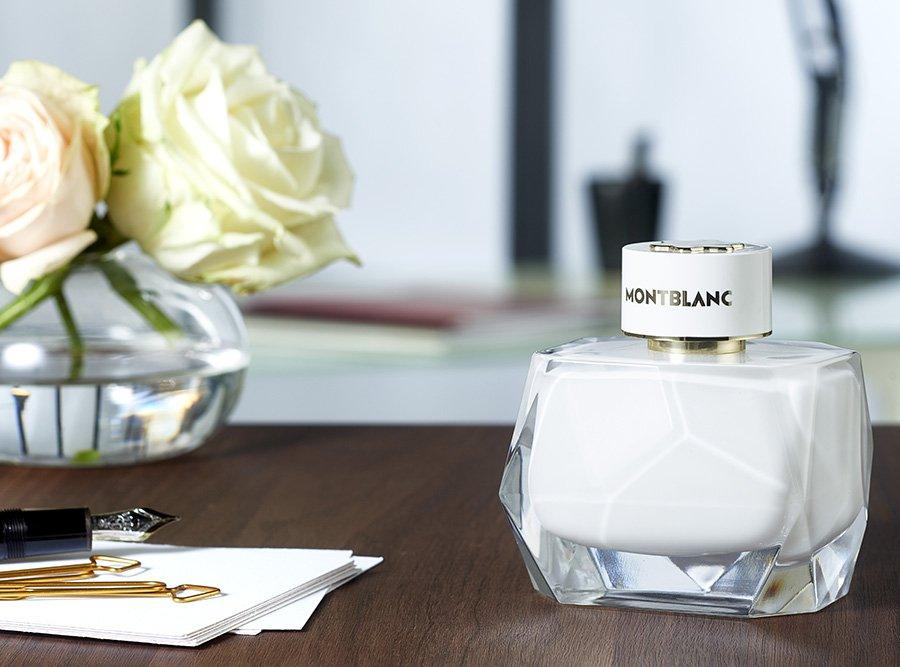 We review Montblanc Signature Eau de Parfum 1