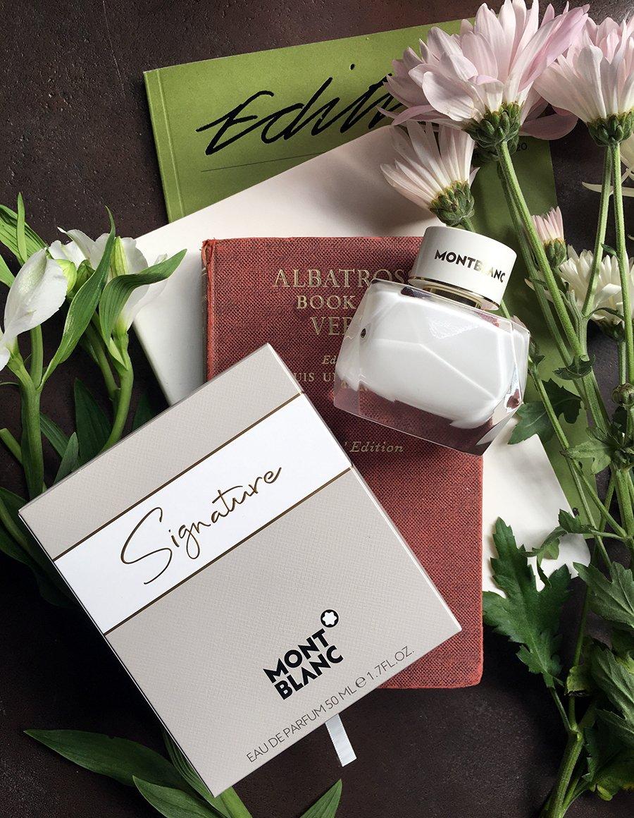 We review Montblanc Signature Eau de Parfum 3