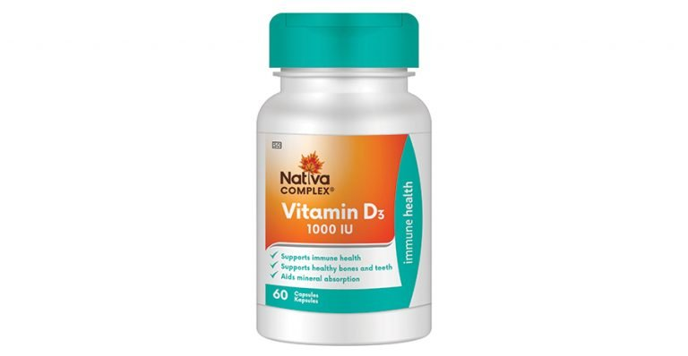 Win Cotton On vouchers courtesy of Nativa Complex® Vitamin D3